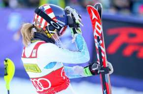 ASPEN,COLORADO,USA,28.NOV.15 - ALPINE SKIING - FIS World Cup, slalom, ladies. Image shows Mikaela Shiffrin (USA). Photo: GEPA pictures/ Christian Walgram