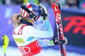 ASPEN,COLORADO,USA,28.NOV.15 - ALPINE SKIING - FIS World Cup, slalom, ladies. Image shows Mikaela Shiffrin (USA). Photo: GEPA pictures/ Christian Walgram