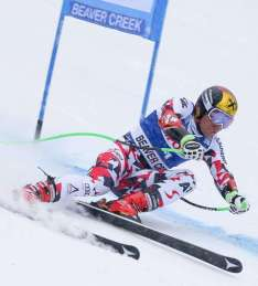 BEAVER CREEK,COLORADO,USA,05.DEC.15 - ALPINE SKIING - FIS World Cup, Super G, men. Image shows Marcel Hirscher (AUT). Photo: GEPA pictures/ Wolfgang Grebien