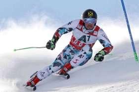 SOELDEN,AUSTRIA,23.OCT.16 - ALPINE SKIING - FIS World Cup season opening, Rettenbachferner, giant slalom, men. Image shows Marcel Hirscher (AUT) Photo: GEPA pictures/ Andreas Pranter
