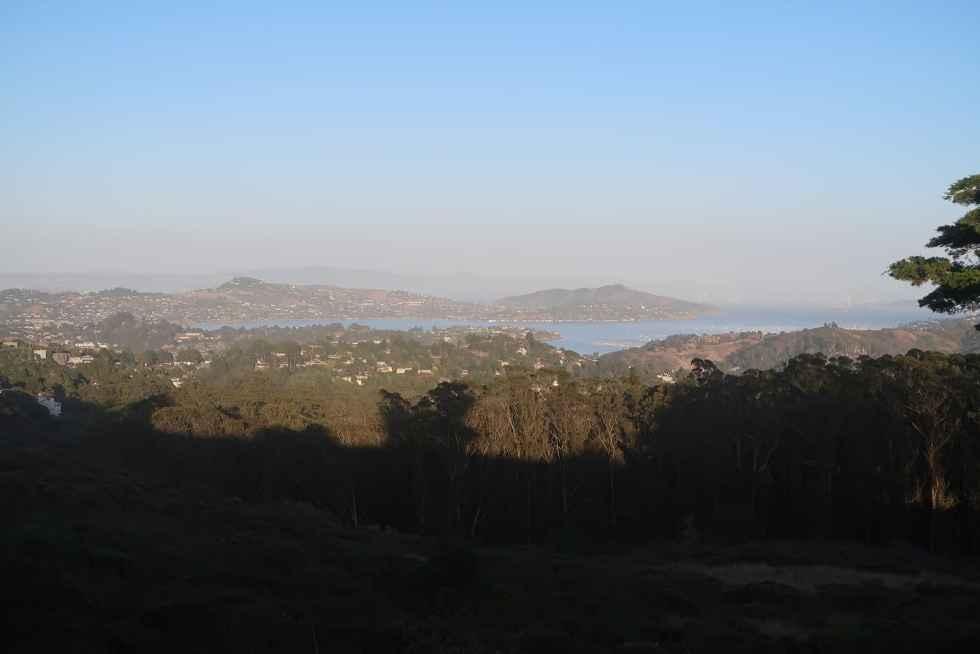 Panoramic Highway View