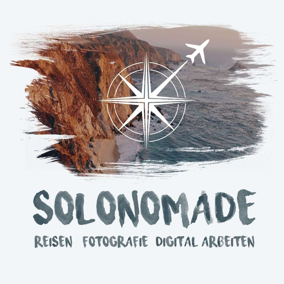 Solonomade Podcast Cover