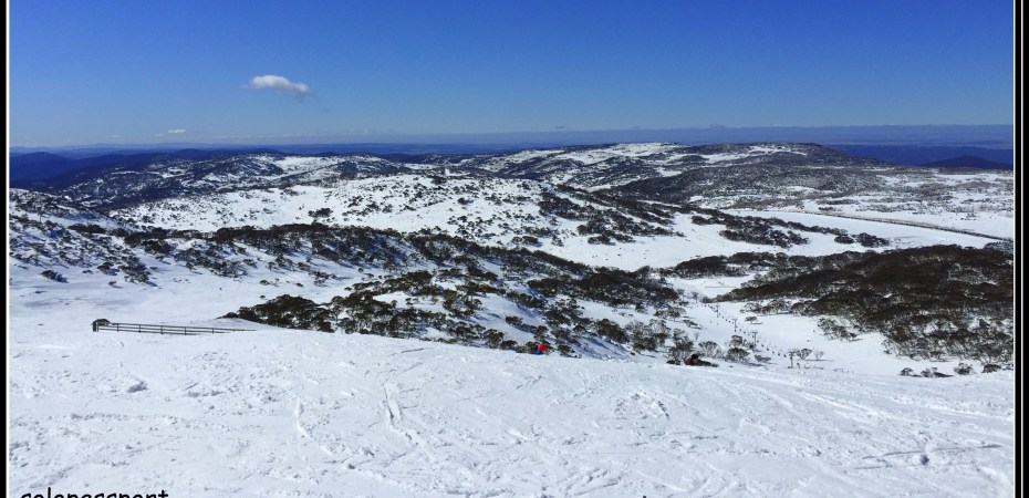 Thredbo Perisher Snowy Mountains NSW