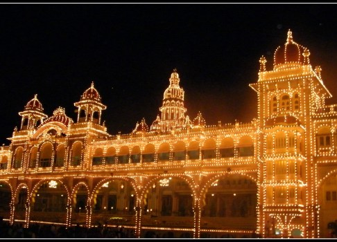 Have you seen the Mysore Palace yet?
