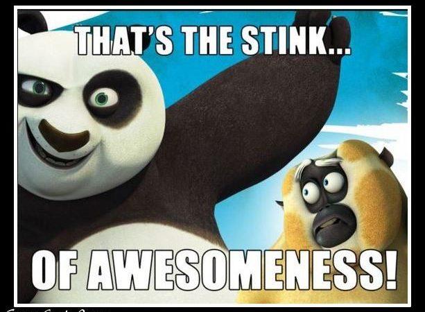 Kung Fu Panda - my favourite quotes