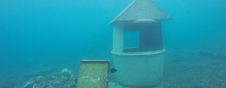 Underwater working Post office (Vanuatu)