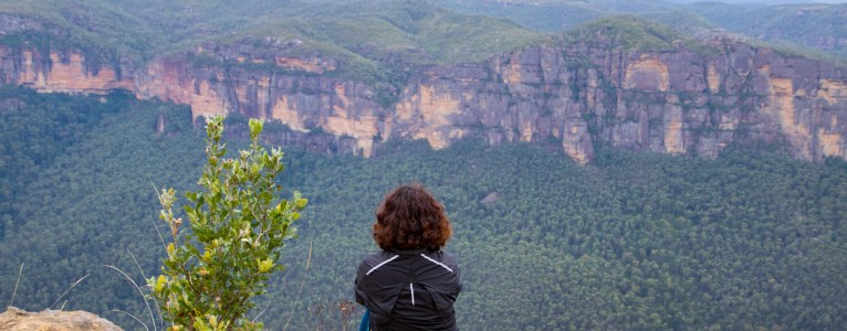 Guide | Hanging Rock & Baltzer Lookout (Blue Mountains)