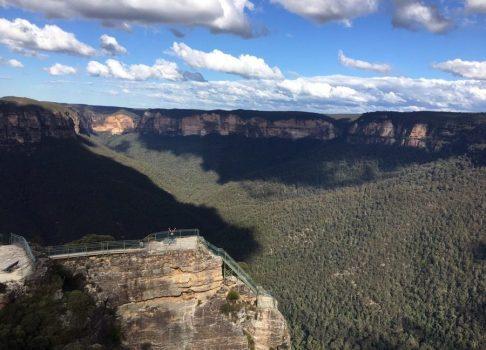 Pulpit Rock lookout (Australia)