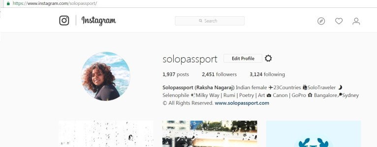 Upload on Instagram from desktop