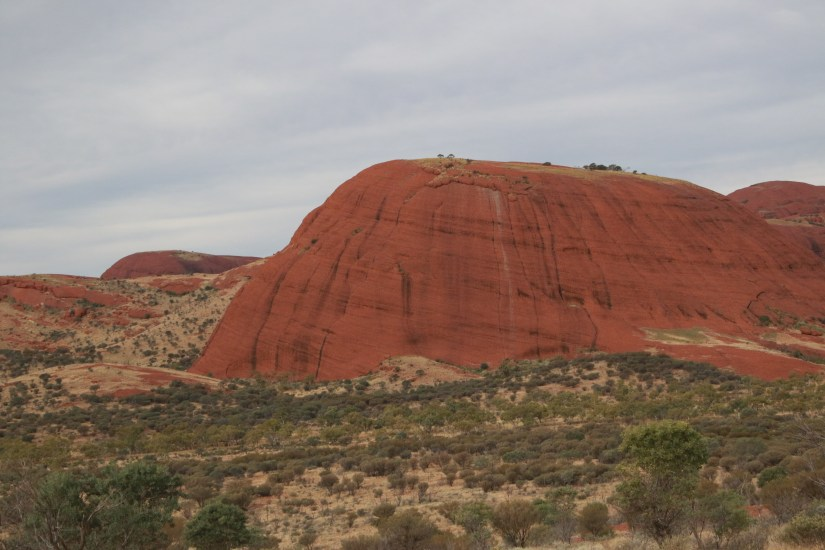 Hike in Valley of the Winds (Kata Tjuta)