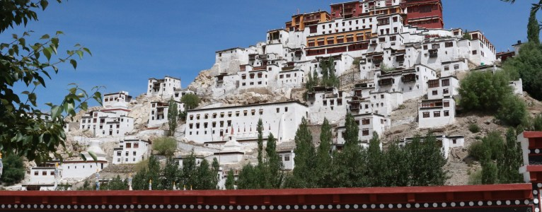 Guide to visit Thiksey monastery (Ladakh)