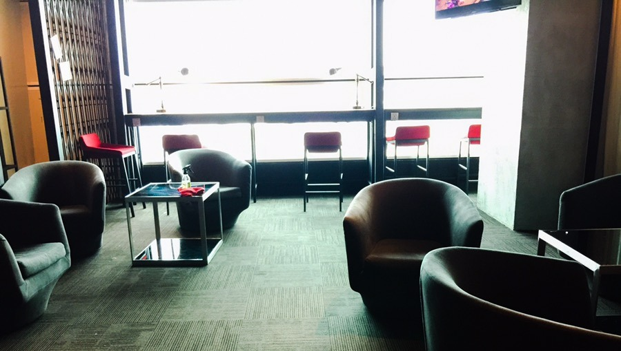 Review   AirAsia red lounge (Kuala Lumpur)