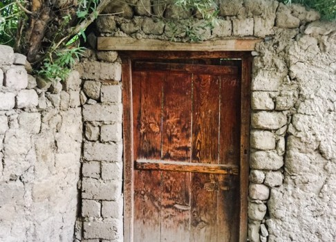 Doors of Ladakh