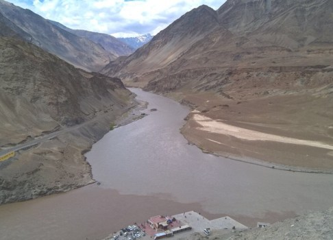 Rafting on River Zanskar!