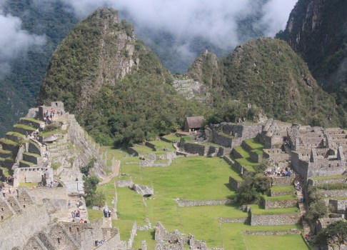 Photo Diary: Machu Picchu