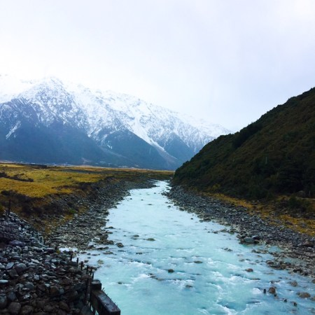 Backpacking in New Zealand