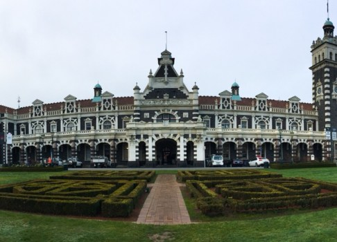 Half a day in Dunedin