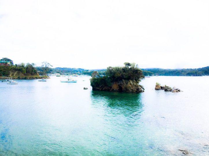 New Zealand's third biggest island - Stewart Island