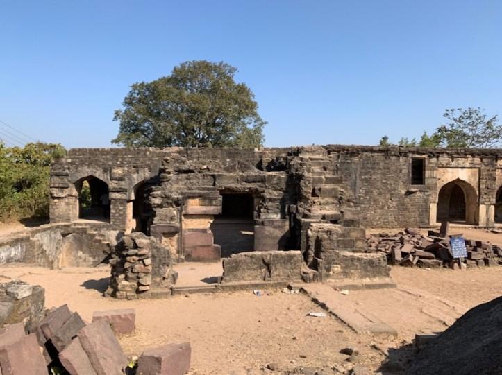 Hike to Rani Durgavati Fort (Jabalpur)
