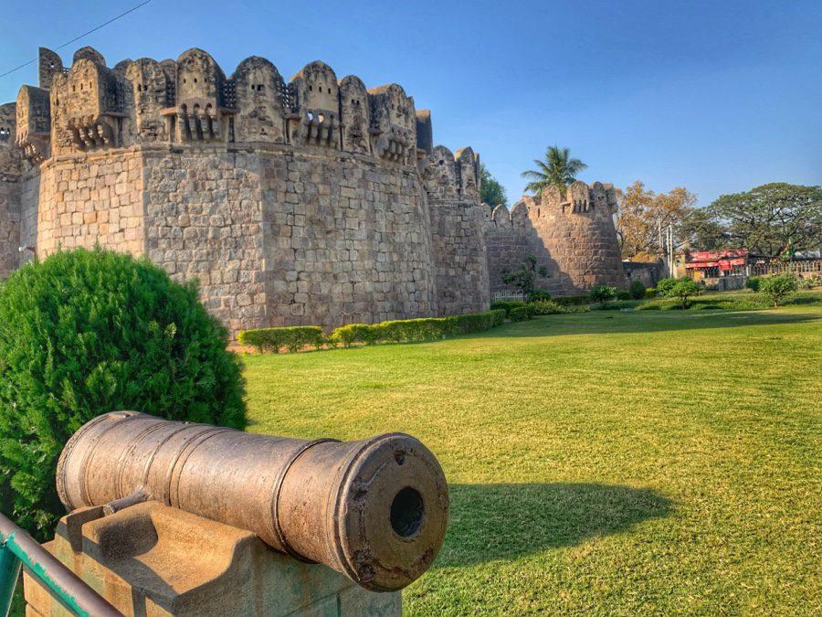 Hyderabad Golconda Fort