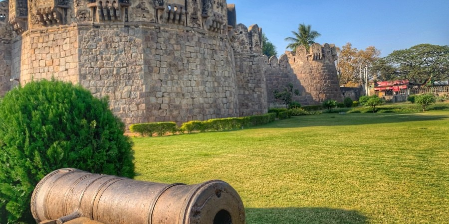 Hyderabad Golconda Fort