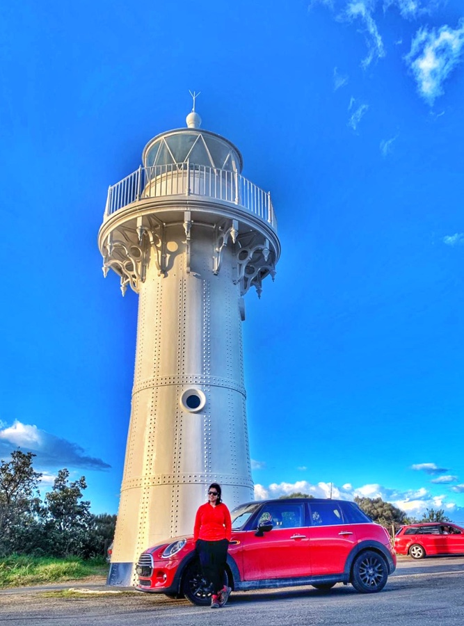 Lighthouses in South Coast New South Wales