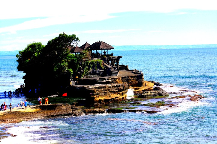 A visit to Tanah Lot