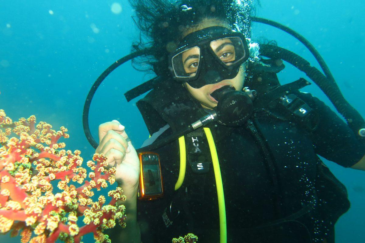 Bali Indonesia - Wreck diving in Tulamben