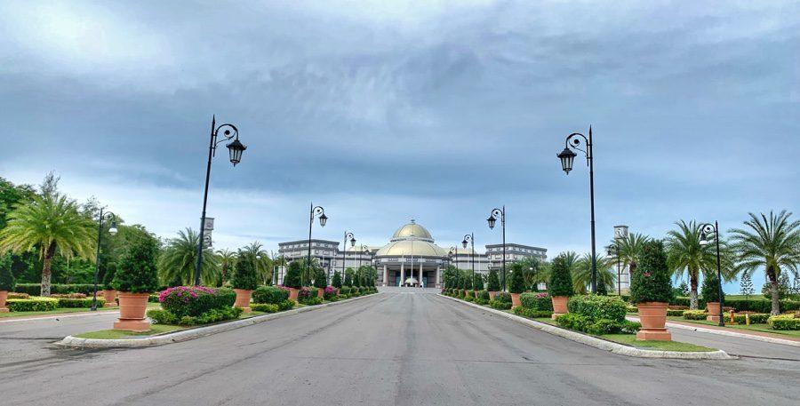 Palace in Brunei