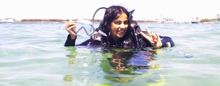 Review   Queensland Scuba Diving Company