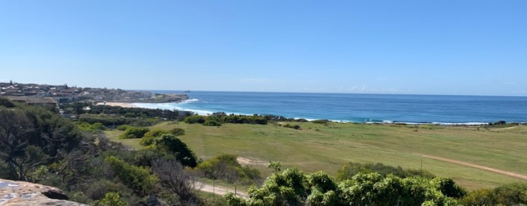 La Perouse to Maroubra coastal walk