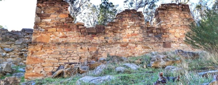 Visit Adelong Gold Mill Ruins (New South Wales)