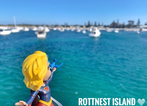One day at Rottnest Island
