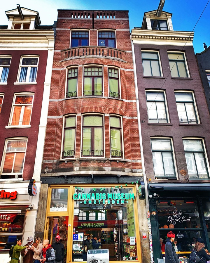 5 cool museums in Amsterdam