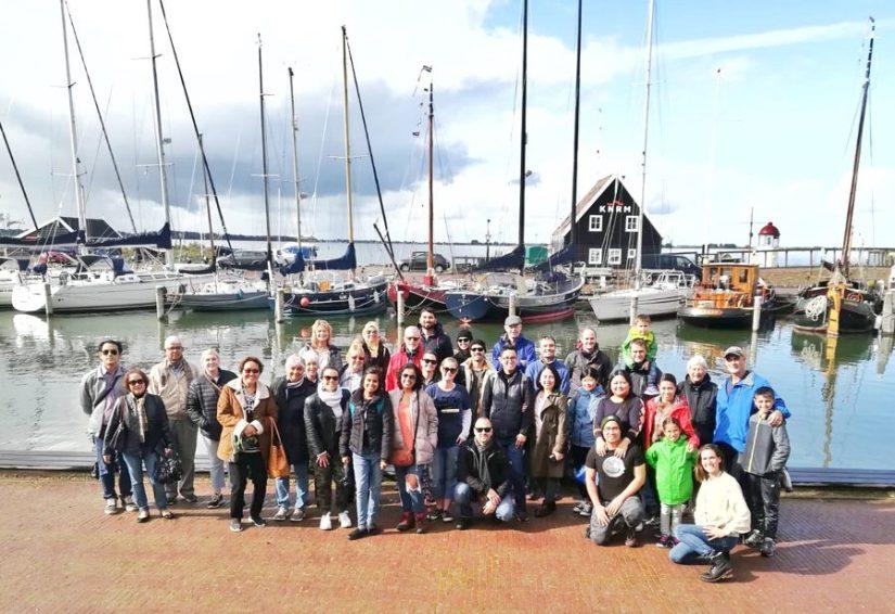 Tour to Zaanse Schans, Edam, Volendam and Marken