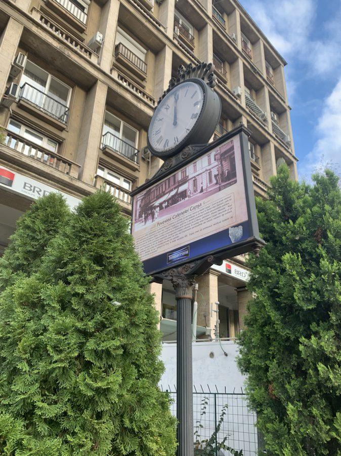 Communist walking tour in Bucharest (Romania)