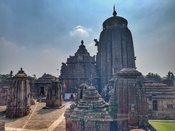 Temple in Bhubaneshwar