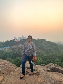 Sunset in Bhubaneshwar