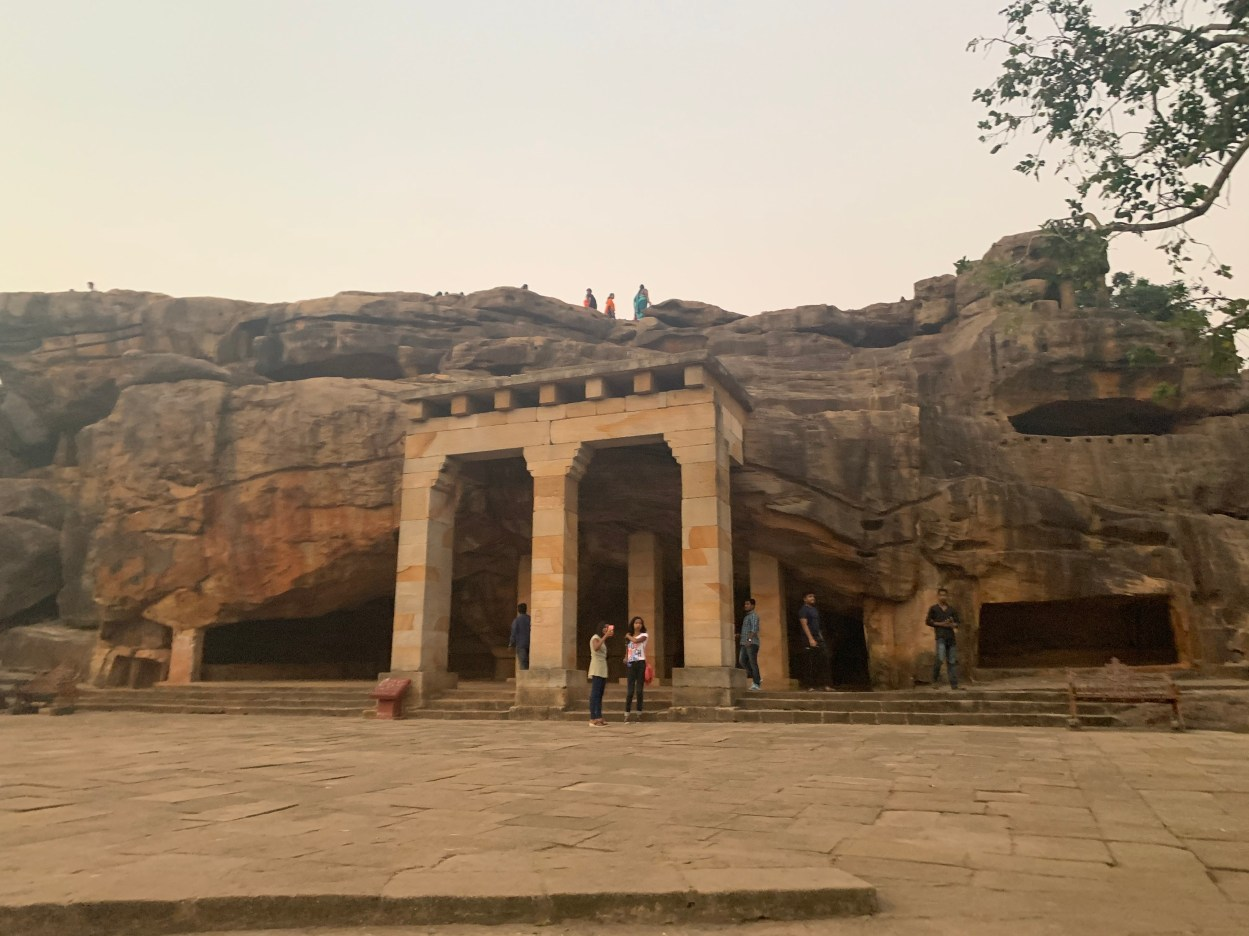 Caves in Bhubaneshwar