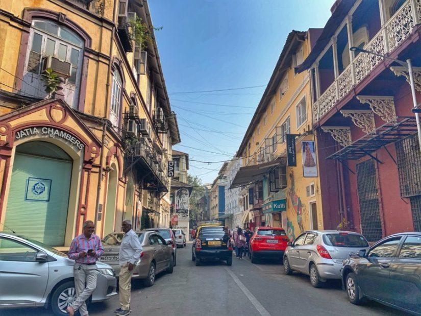 Street   Kala Ghoda