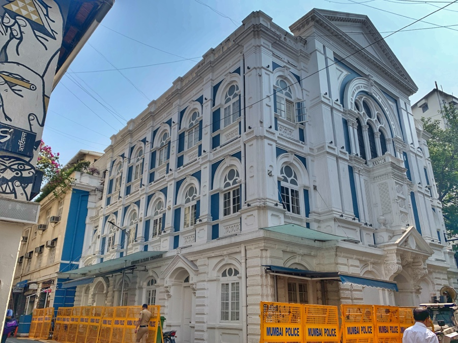 Mumbai Building | Kala Ghoda