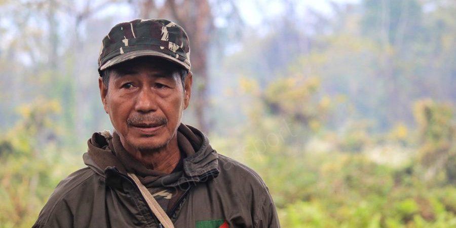 A poacher   Story of ex-poachers   Manas National Park