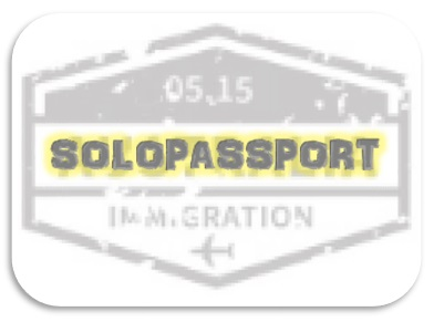 Solopassport - Logo