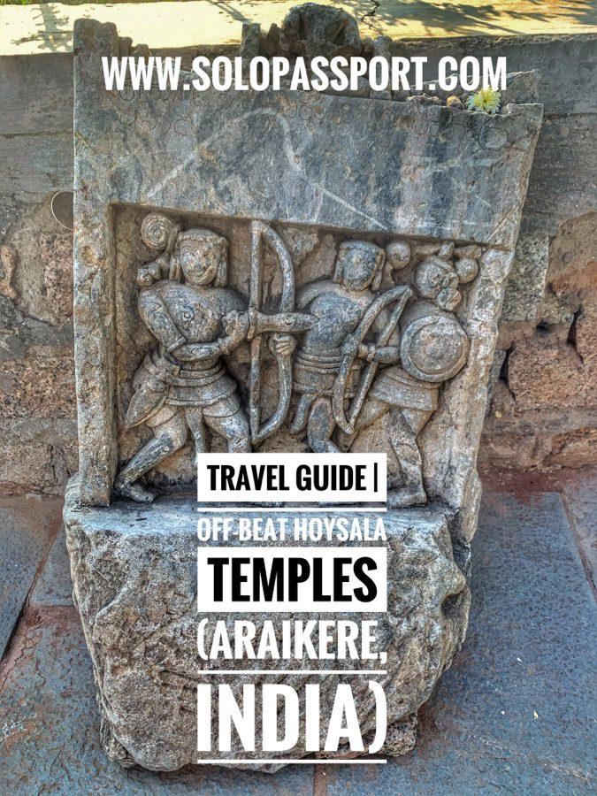 Guide | Hoysala Temple Trail in Arasikere