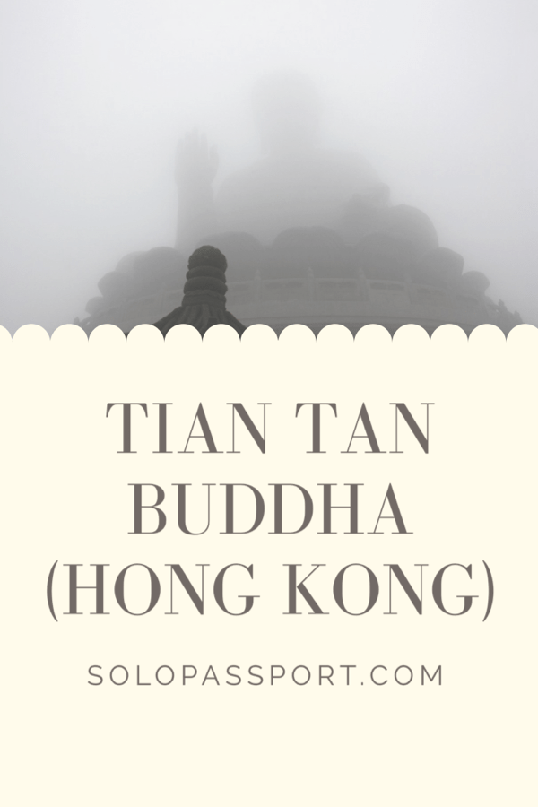 Visit Tian Tan Buddha (The Big Buddha)