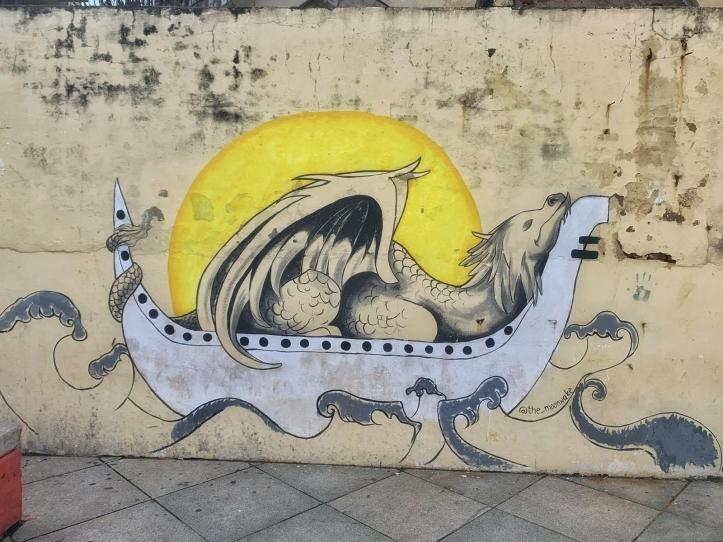 5 things to do in Pondicherry - Street art