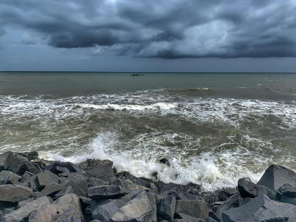 5 things to do in Pondicherry - Beach