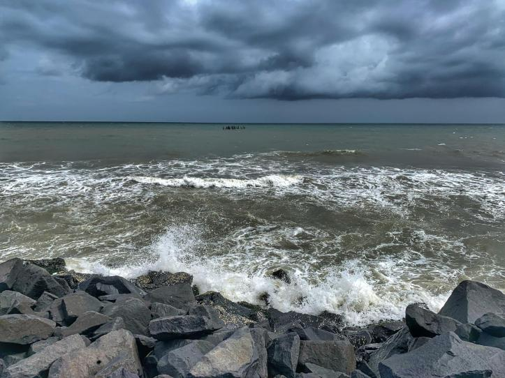 5 things to do in Pondicherry - Beach