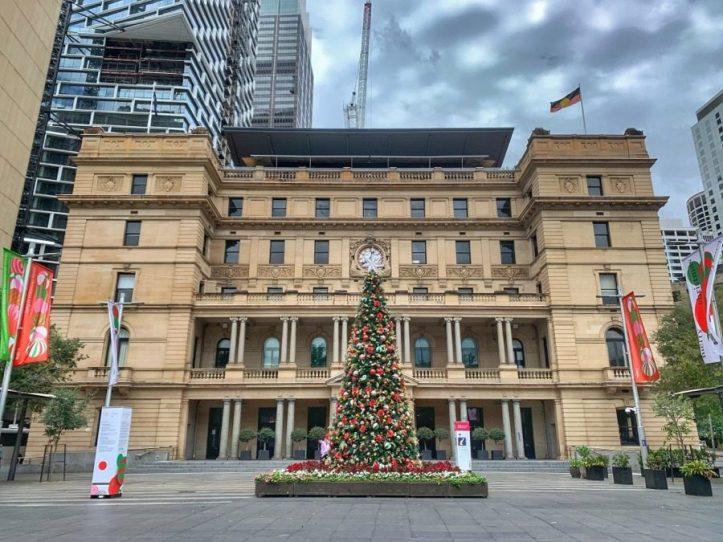 Customs House Sydney