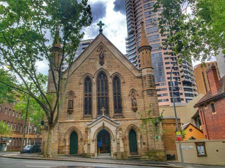 St Patrick's Church Sydney
